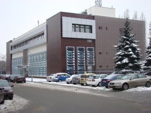 Unipress Institute Building